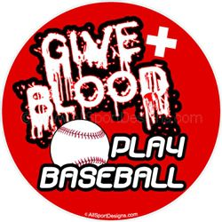 Baseball window sticker decal clings & magnets