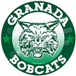 Car Decals and magnets for Bobcats