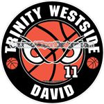 Basketball Decals Stickers Clings Magnets Wall Decals - Custom basketball car magnets
