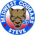 Cougar Panther Cat Decals Stickers Magnets Signs