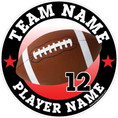 Car Decals Magnets Wall Decals And Fundraising For Football - Car magnets for sport fundraiser