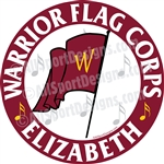 flag window stickers decals clings and magnets