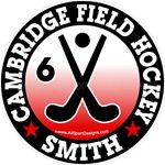 Field hockey window sticker cling decal magnets