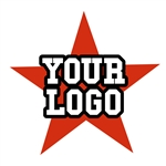 Custom Logo helmet sticker decals