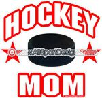 hockey mom car stickers decals clings & magnets