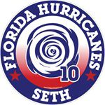 Hurricane stickers decals clings & magnets