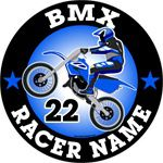 Motocross decals stickers clings & magnets