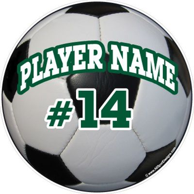 Car Decals Magnets Wall Decals And Fundraising For Soccer - Car magnets for sport fundraiser