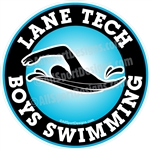 swimming stickers decals clings & magnets