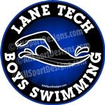 Swimming Car Stickers Decals Magnets