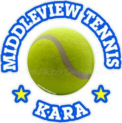 Tennis Car Window Decals Stickers Clings Magnets Wall Decals