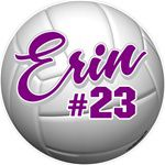 volleyball car decals stickers magnets wall decals