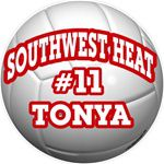 volleyball stickers decals clings & magnets