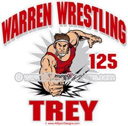 wrestling window stickers decals clings & magnets