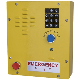CyberData 011463 SIP Emergency Intercom