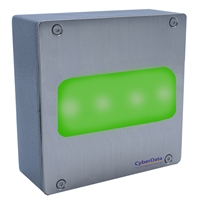 CyberData 011489 Multicolor Outdoor Strobe Light