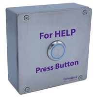 CyberData 011491 Outdoor SIP Call Button