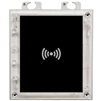 2N Helios IP Verso Module, Secured RFID Reader 13.56 MHz with NFC