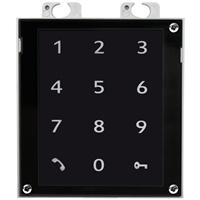 2N IP Verso Module, Touch Keypad