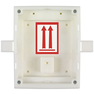 2N IP Verso Mount, Wall Box, 1 Module