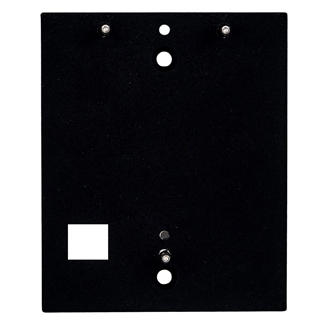 2N IP Verso Mount, Backplate, 1 Module