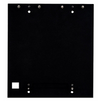 2N IP Verso Mount, Backplate, 2W x 2H Modules