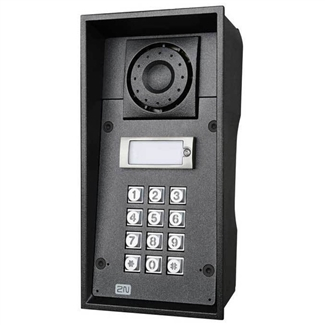 2N IP Force Intercom, IP69K, 1 Button, Keypad