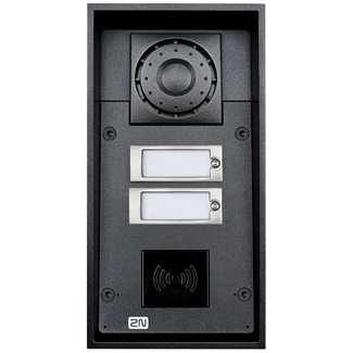 2N IP Force Intercom, IP69K, 2 Buttons
