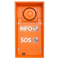 2N IP Safety Emergency Intercom, 2 Buttons