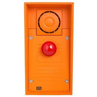 2N IP Safety Emergency Intercom, 1 Emergency Button