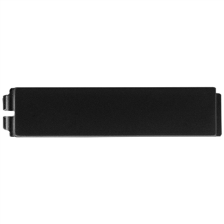 2N IP Verso Module, Blind Button, Black