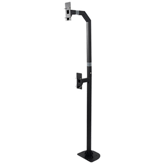2N IP Force & IP Safety, Gooseneck Stand Double