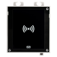 2N Access Unit 2.0 RFID, 125 kHz, Secured 13.56 MHz, NFC