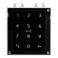 2N Access Unit 2.0 Touch Keypad & RFID