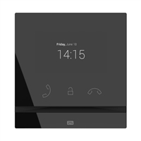 2N Indoor Compact Answering Unit, Black