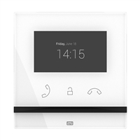 2N Indoor Compact Answering Unit, White
