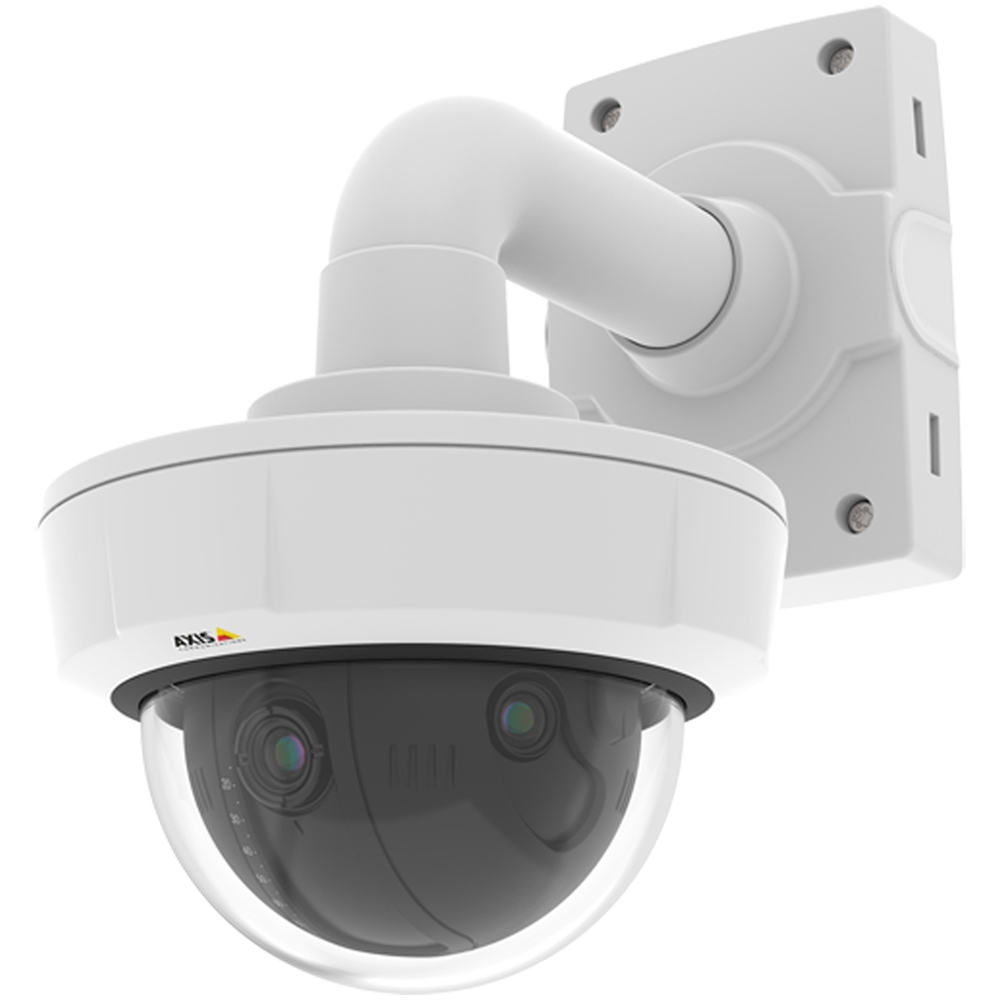 Axis Q3709-PVE 4K Panoramic Outdoor Vandal Dome IP Camera - 0664-001