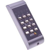 Axis A4011-E Reader Generic Touch-Free Reader with Keypad - 0745-001
