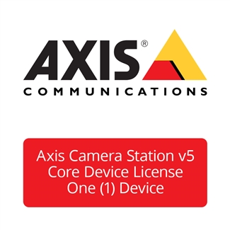 Axis Camera Station Version 5 Core Device License