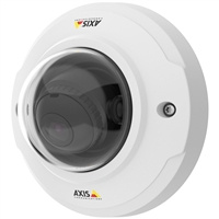 Axis Companion Dome WV Wireless IP Camera