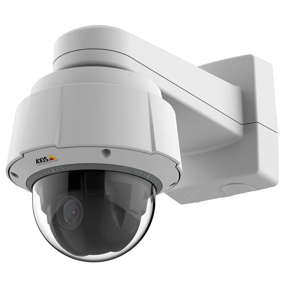 Axis Q6052-e D1 Outdoor 36x Ptz Dome Ip Camera