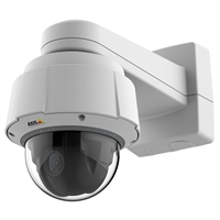 Axis Q6054E 720p 30x PTZ Outdoor Dome IP Camera