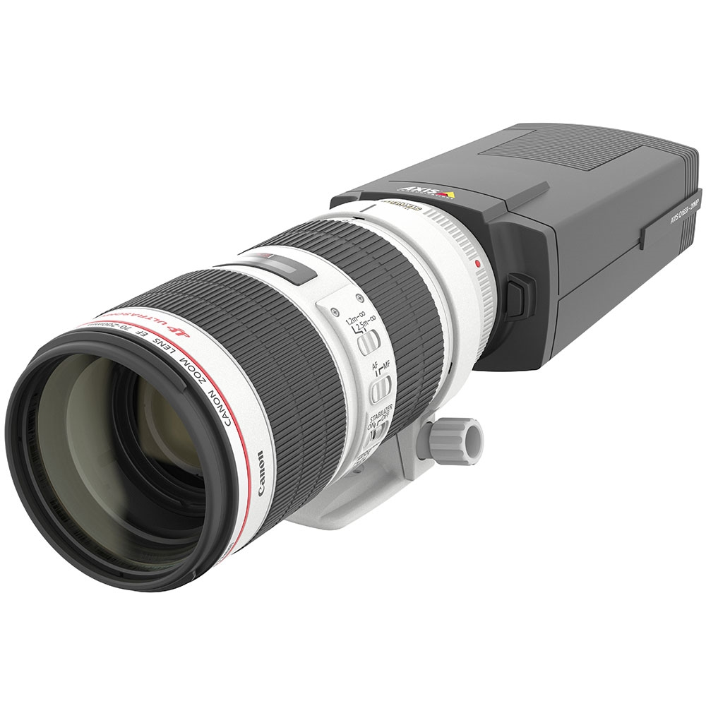 Axis Canon Q1659 20MP 70-200mm f/2.8 Lens IP Camera - 0968-001