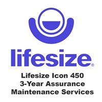 Lifesize Icon 450 3-Year Assurance Maintenance Services