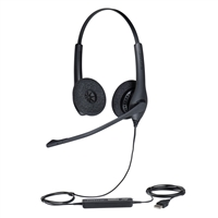 Jabra BIZ 1500 Duo USB Stereo Wired Headset