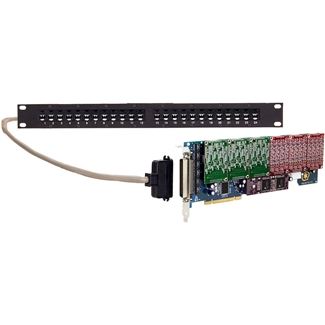 Digium 2400P Patch Panel