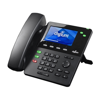 Digium D60 2-Line IP Phone