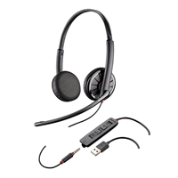 Plantronics Blackwire 325-M Stereo Headset for Skype for Business