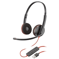 Plantronics Blackwire 3220 USB-A Headset