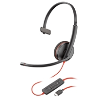 Plantronics Blackwire 3210 USB-C Headset